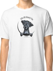 Black Lab :: Its All About Me Classic T-Shirt