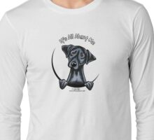 Black Lab :: Its All About Me Long Sleeve T-Shirt