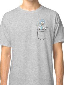 Rick Pocket Classic T-Shirt