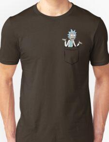 Rick Pocket Unisex T-Shirt