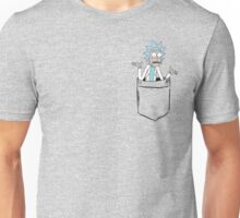 Rick Pocket Unisex T-Shirt