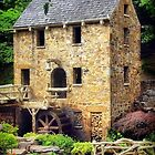 The Old Mill - Pugh's Mill 1832 by Gregory Ballos | gregoryballosphoto.com