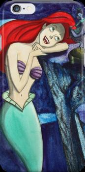 Little Mermaid by ArtbyJoshua