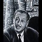 Walt Disney by ArtbyJoshua