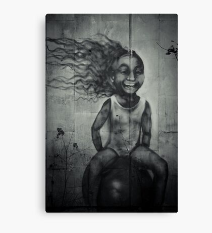 Bounce Canvas Print