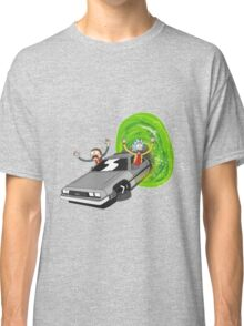 Back to the *Burp* Classic T-Shirt