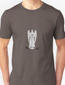 Don't Blink - DW Weeping Angels T-Shirt
