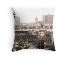 Little Audrey Throw Pillow