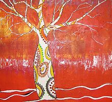 Spirit Boab by gillsart