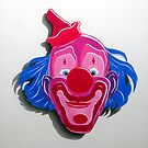 Graphic Clown by jsalozzo
