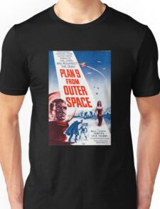 B Movie: Plan 9 from Outer Space Unisex T-Shirt