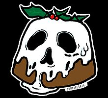 Poison Christmas Pudding by zombieCraig