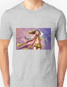 Rikku Sunset Unisex T-Shirt