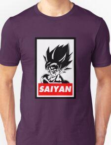 Goku Saiyan  T-Shirt