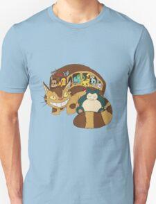 Poke' School Bus T-Shirt