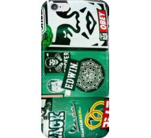 Vespa Obey iPhone Case/Skin