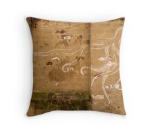 Darlinghurst (April 2012) Throw Pillow