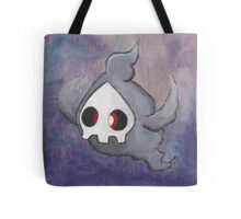 Pokemon Painting - Duskull Tote Bag