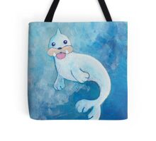 Pokemon Painting - Seel Tote Bag