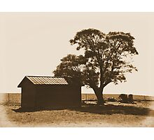 Farm Memories Photographic Print