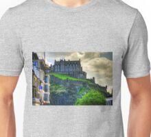 Edinburgh Castle Hospital Unisex T-Shirt