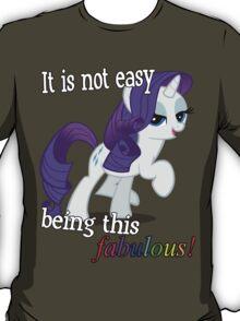 Rarity is fabulous T-Shirt