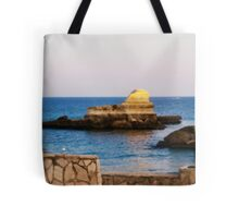 On the Waterfront in Otranto #2 Tote Bag