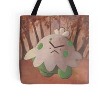 Pokemon Painting - Shroomish Tote Bag