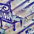 Bench by Gerda Grice