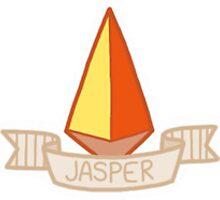 Steven Universe- Jasper Gem Sticker by sbear4000