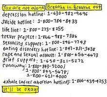 Important numbers by Sara Ellen Thomas