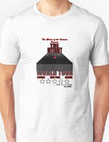 The Internet World Tour - IT Crowd T-Shirt