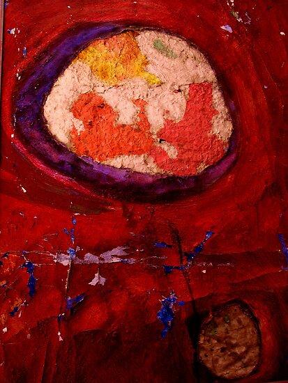 New Worlds by Richard  Tuvey