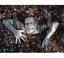 My Favorite Zombie Photographic Print