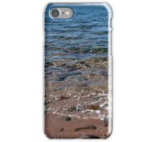 Crystal Clear Tide iPhone Case/Skin