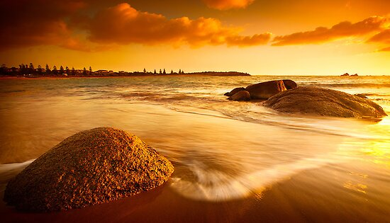 Golden Beach by Ben Goode