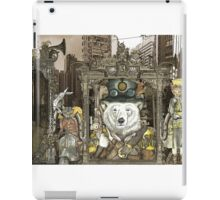 Steampunk City iPad Case/Skin