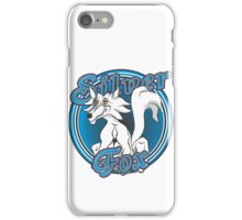 Silver Fox - #2 iPhone Case/Skin