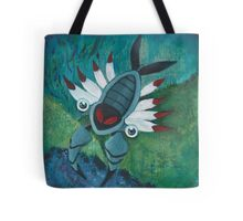 Pokemon Painting - Anorith Tote Bag