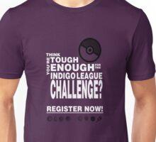 Indigo League Challenge Unisex T-Shirt