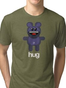 BEARD BEAR HUG Tri-blend T-Shirt