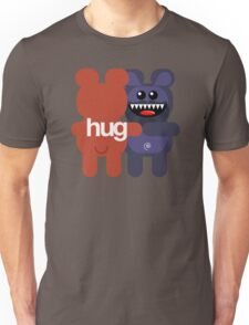 BEARD BEAR HUG 2 Unisex T-Shirt