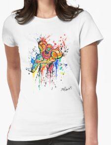 Epic Samus Aran - Watercolor Streetart T shirts + More! T-Shirt