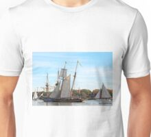 Beautiful Day in Chestertown Unisex T-Shirt