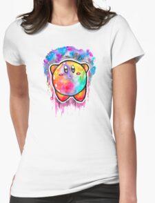 Cute Galaxy KIRBY - Watercolor Painting - Nintendo Jonny2may T-Shirt