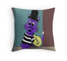 Eugene the Thief  Throw Pillow