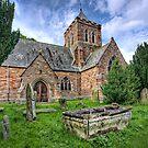 St. Maurice, Ellingham by hebrideslight