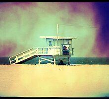 Lifeguard Hut by PhilM031
