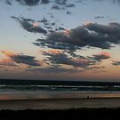 Mermaid beach, Gold Coast by Marius Brecher
