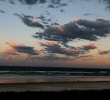 Mermaid beach, Gold Coast by Marius Brecher